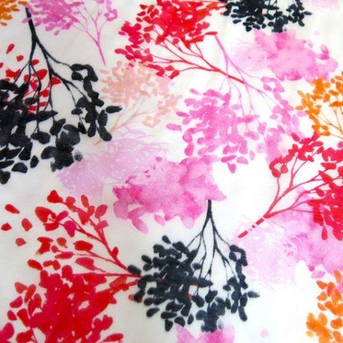 Kristiina Sulmio, huivi, printed cottonsilk, kuosisuunnittelu, printdesign