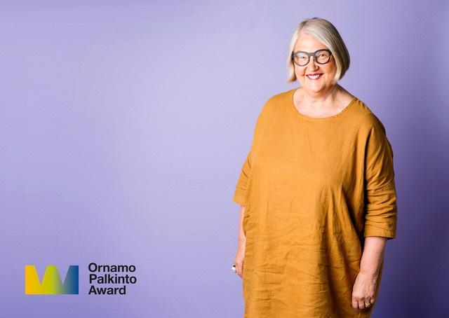 Tekstiilitaiteilija Maija Arela ehdolla Ornamo-palkinnon saajaksi