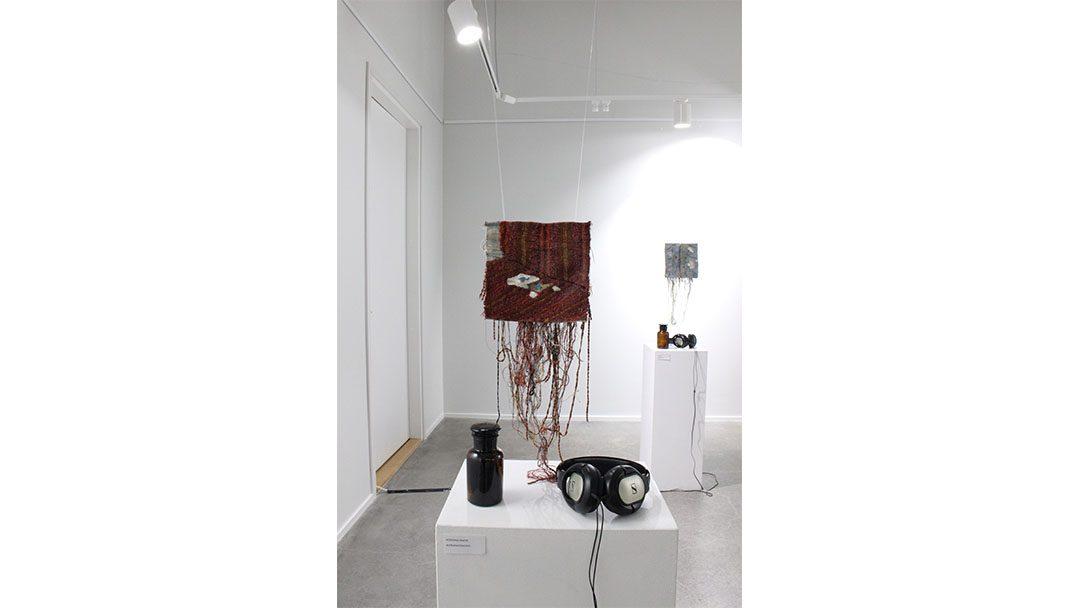 Eini Knuutisen  näyttely I Remember / Minä muistan on esillä Asbestos Art Spacessa 16.1.-25.1.