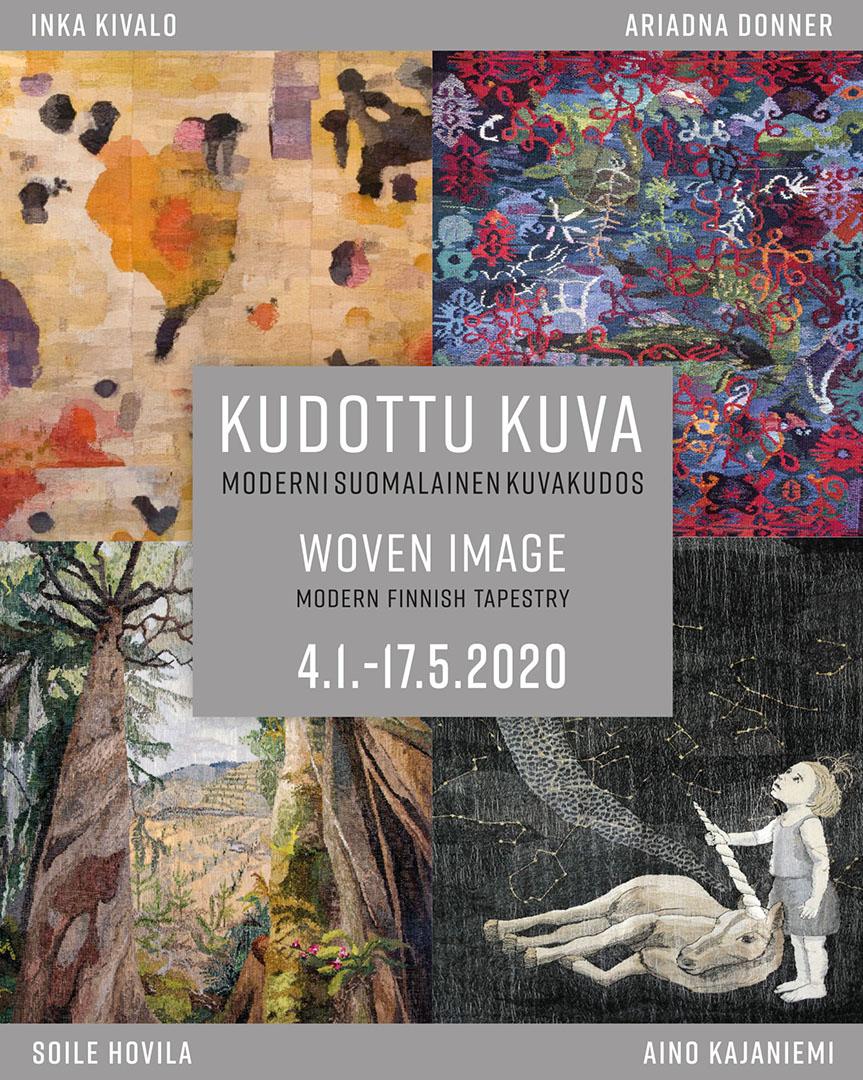 Kudottu kuva – Moderni suomalainen kuvakudos