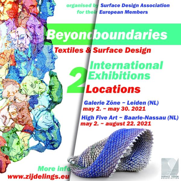 Raija Jokinen mukana SDA:n kansainvälisessä tekstiilitaidenäyttelyssä