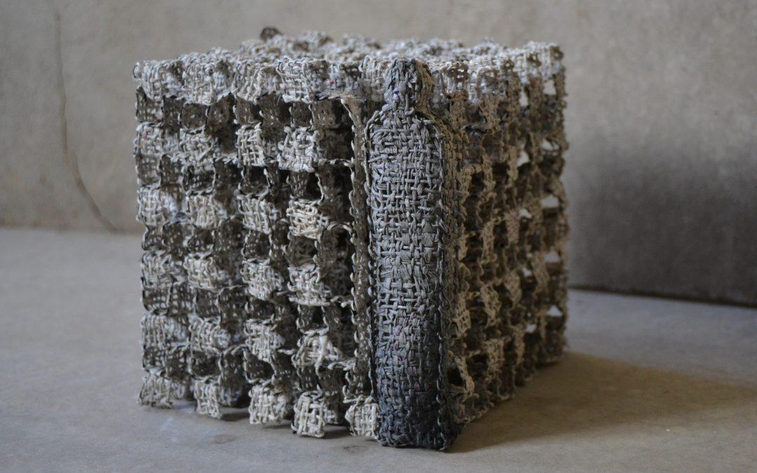 Minnamarina Tammen paperiveistoksia esillä Teijon Masuunissa kesäkuussa